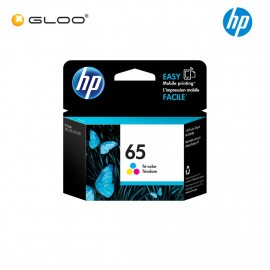 HP 65 Tri-color Original Ink Advantage Cartridge N9K01AA
