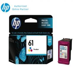 HP 61 (CH562WA) Ink Cartridge- Tri Colour