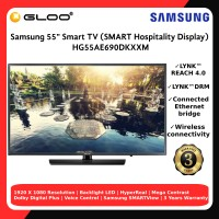 "Samsung 55"" Smart (Hospitality) TV  HG55AE690DKXXM"