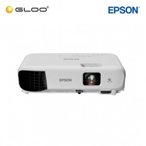Epson EB-E10 XGA 3600 Lumens 3LCD Projector - V11H975052