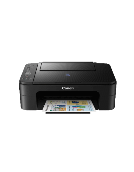 Canon Pixma E3170 AIO InkJet Printer - Navy Blue
