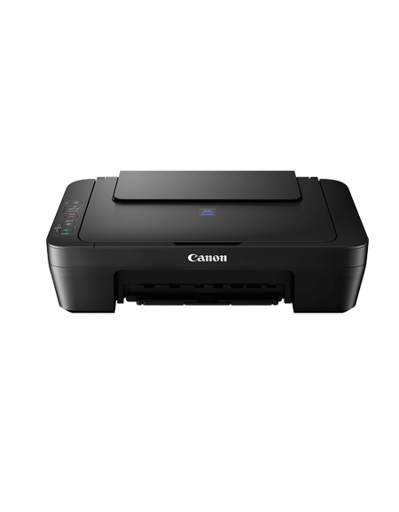 Canon Pixma E410 AIO Inkjet Printer - Navy Blue