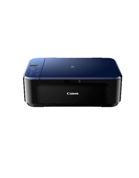 Canon Pixma E510 AIO Inkjet Printer -Navy Blue