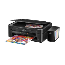 Epson L360 AIO Ink Tank Printer - Black Free EPSON Ink Bottle X 1 Unit