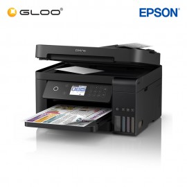 Epson L6170 Wi-Fi Duplex All-in-One Ink Tank Printer with ADF (Print/Scan/Copy with ADF/Auto Duplex Printing)