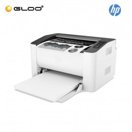 HP Mono Wireless Laser 107w Printer (4ZB78A) [*FREE Redemption RM30 Touch 'n Go ewallet credit]