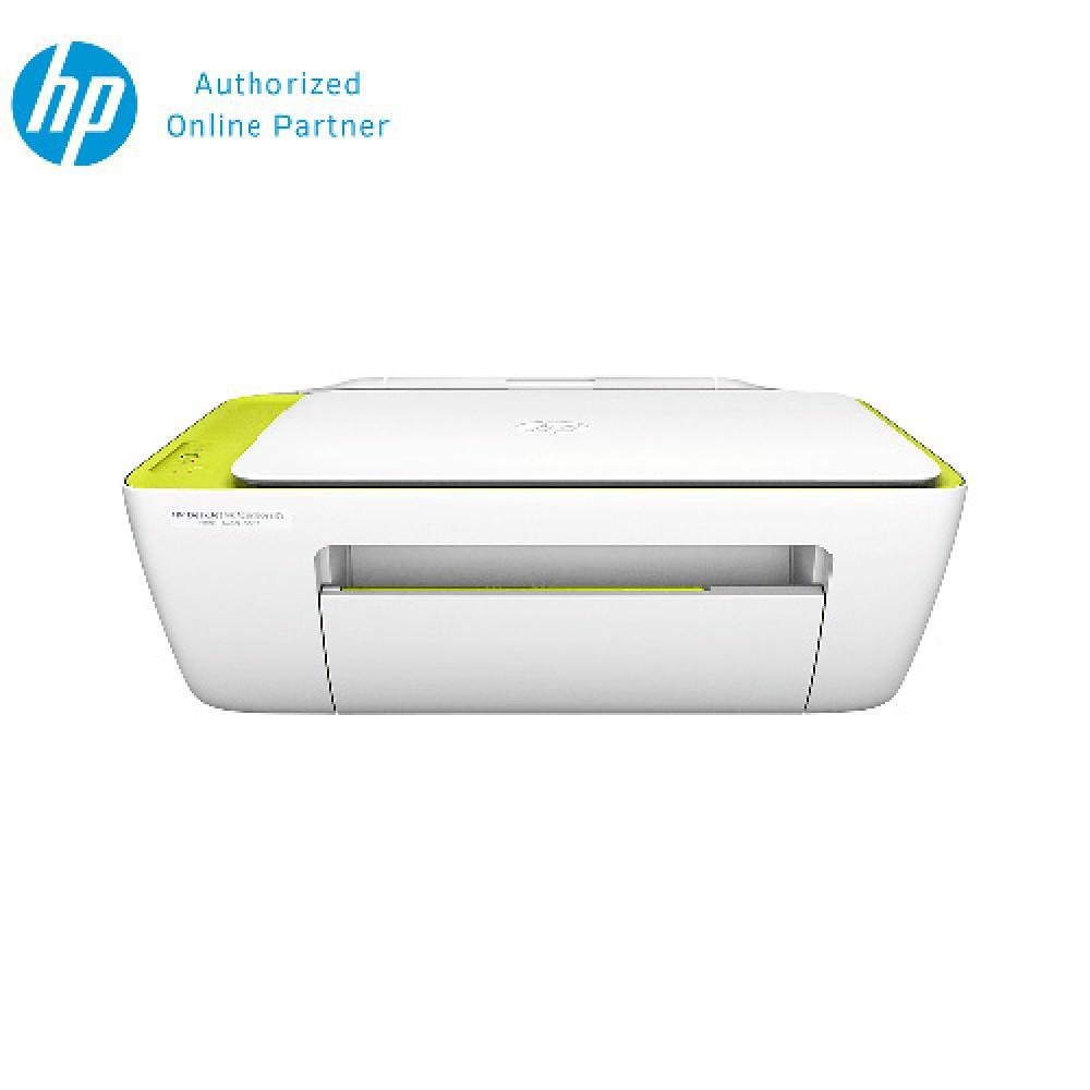 Hp Deskjet Ink Advantage 2135 All In One F5s29b Printer White 680 Black Colour Aio