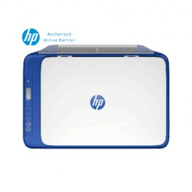 HP DeskJet Ink Advantage 2676 AIO Printer (Y5Z03B) - White [FREE] 1 Unit HP 680 Black or Color Ink Cartridge worth RM37*