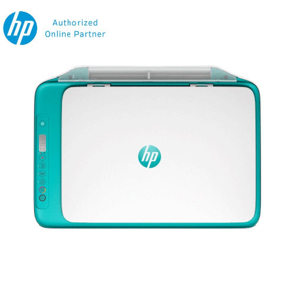 Hp Deskjet Ink Advantage 2676 All In One Y5z03b Printer White Tinta 680 Black Original F6v26aa