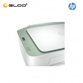 HP Deskjet 2722 All-in-One (Print/Scan/Copy/Wireless/67 ink) (7FR54A) - Light Sage