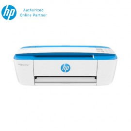 HP DeskJet Ink Advantage 3775 AIO Printer - Electric Blue