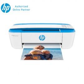 HP DeskJet Ink Advantage 3775 AIO Printer (J9V87B) - Electric Blue