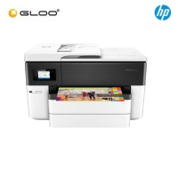 HP OfficeJet 7740 Wide Format AIO Printer (G5J38A) (Print/Copy/Scan/Fax/Wifi) [*FREE Redemption RM 80 Touch 'n Go e-credit]