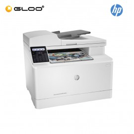 HP Colour Wireless LaserJet Pro M183fw All-in-One Printer (7KW56A) [*FREE Redemption RM80 Touch 'n Go ewallet credit]