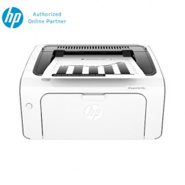 HP LaserJet Pro M12a Laser Printer (T0L45A) - White  [*FREE Redemption RM 50 Touch 'n Go e-credit]