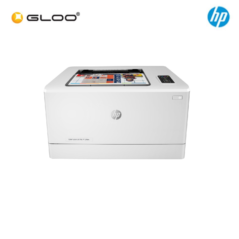 HP Color LaserJet Pro M154nw Laser Printer (T6B52A)