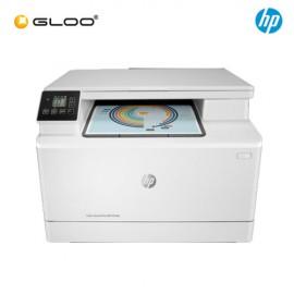 HP Color LaserJet Pro MFP M180n Laser Printer (T6B70A) - White