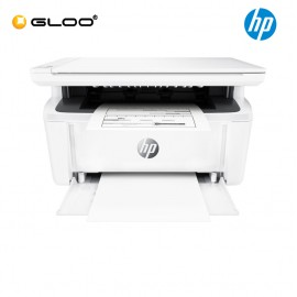 HP LaserJet Pro MFP M28a Laser Printer (W2G54A) - White [*FREE Redemption RM 30 Touch 'n Go e-credit]