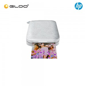 NEW HP Sprocket 200 Printer (1AS85A) - Luna Pearl