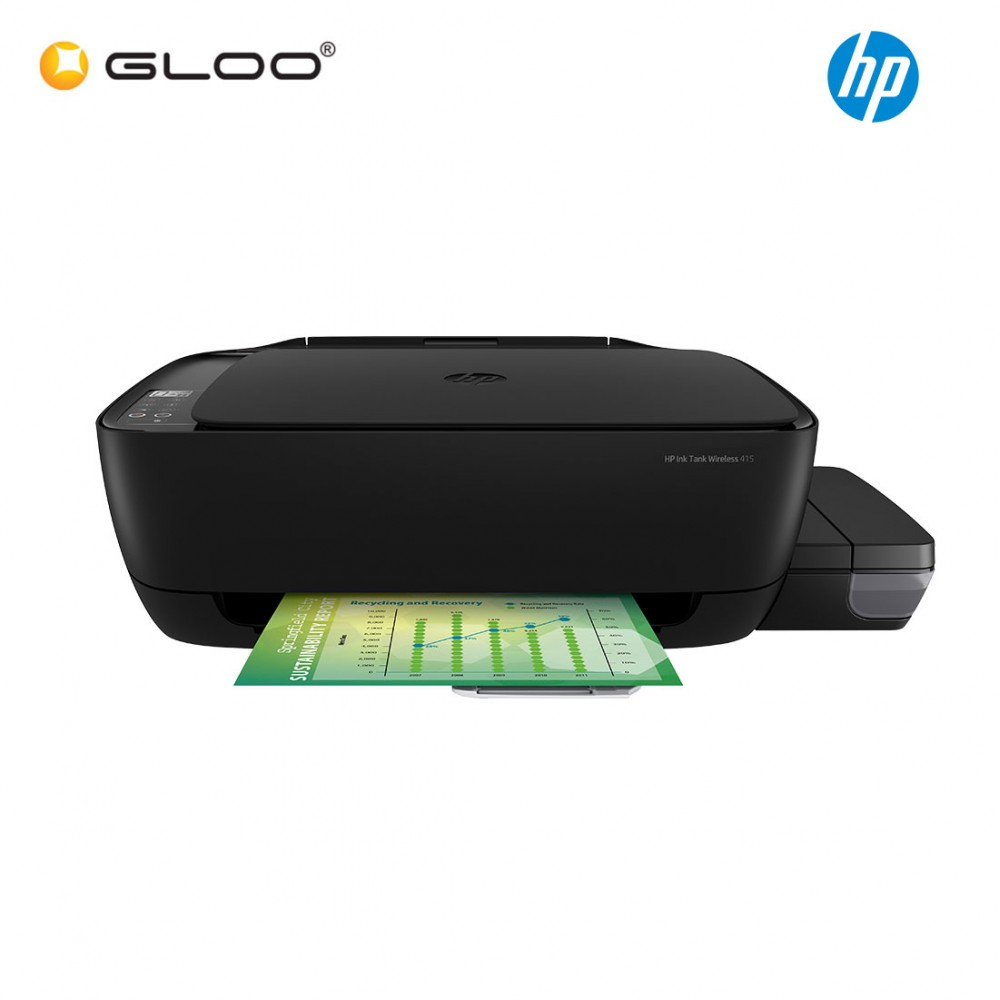 HP Ink Tank 415 WL Printer (Z4B53A)