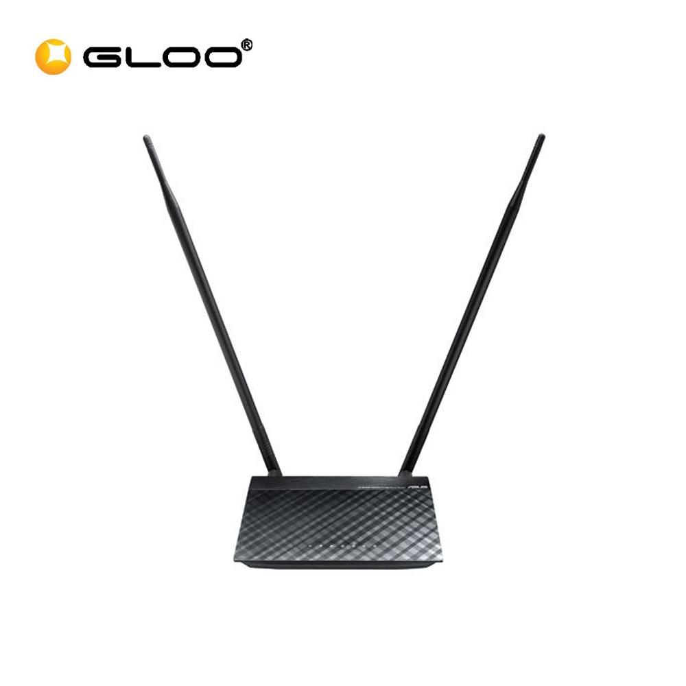 ASUS RT-N12HP HIgh Power Wireless-N300 (9dBi/ 3-in-1 Router/ AP/ Range Extender)