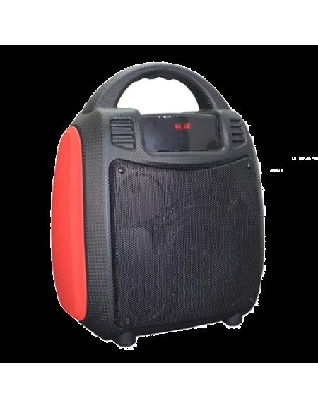 AudioBox BBX-300 Bluetooth Speaker - Black [FREE MIC]