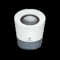 Logitech Z50 Multimedia Speaker- White & Grey