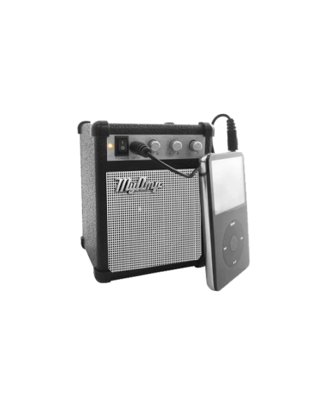 MY AMP The Original Retro Speaker 5032331022357-Black