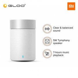 Original Mi Pocket Speaker 2 Bluetooth Wireless Portable - White