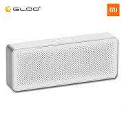 Original Xiaomi Mi Bluetooth Square Speaker Basic 2 With Built In Microphone For Call - White