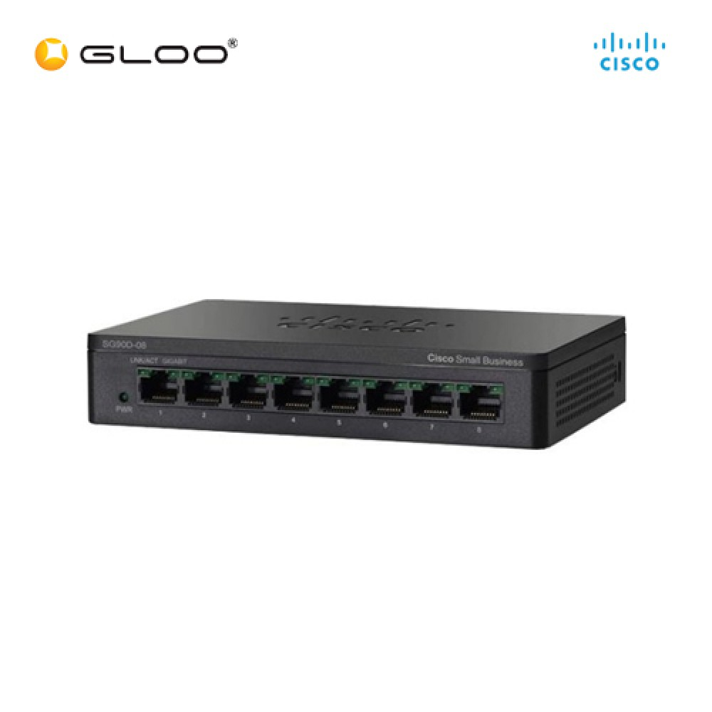 SG95D-08 8-Port Gigabit Desktop Switch