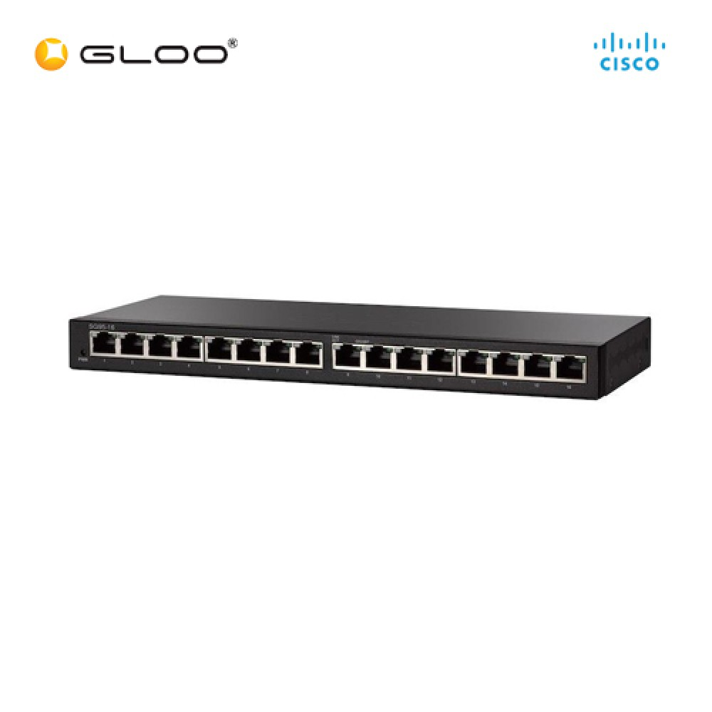 SG95-16 16-Port Gigabit Desktop Switch