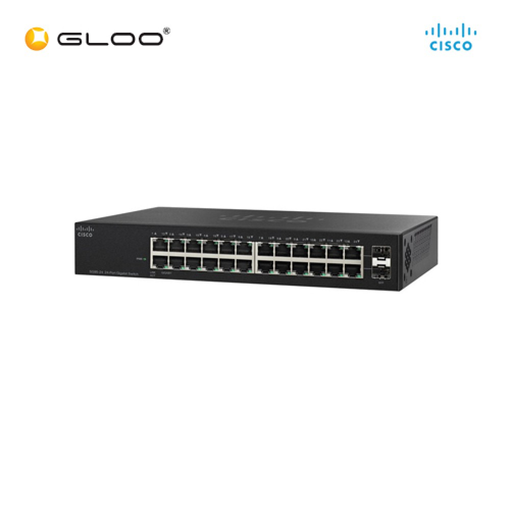 SG95-24 Compact 24-Port Gigabit Switch