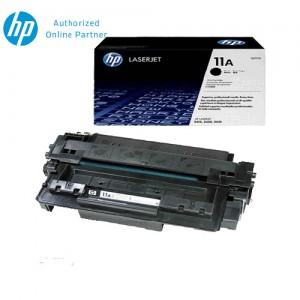 HP 11A Black Original LaserJet Toner Cartridge Q6511A