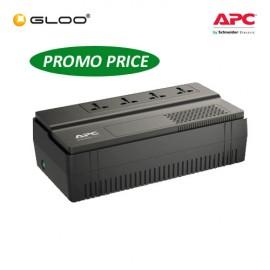 (Pre-Order) APC BV1000I-MS EASY UPS 1000VA, AVR, Universal Outlet, 230V - Black