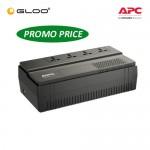 APC BV500I-MS EASY UPS 500VA, AVR, Universal Outlet, 230V - Black
