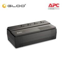 APC EASY UPS BV 650VA, AVR, Universal Outlet, 230V BV650I-MS - Black