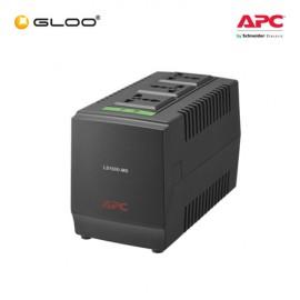 [Work From Home Combo B] APC Back-UPS Connect CP12010LI-UK - Black + APC Line-R 1500VA Automatic Voltage Regulator LS1500-MS - Black