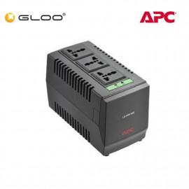 APC Line-R 1500VA Automatic Voltage Regulator LS1500-MS - Black