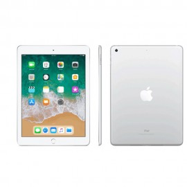 Apple iPad 6th Gen Wi-Fi 32GB - Silver MR7G2ZP/A+Shield Care - 1 Year Extended Warranty (Coverage up to RM6,999) +AMAZINGthing iPad Air/Air 2 0.33mm SupremeGlass (Crystal) 4892828010318