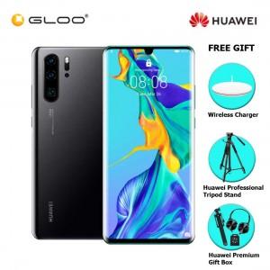 Huawei P30 Pro 8GB+256GB Black + FREE Huawei Wireless Charges CP60 6901443259328,Huawei Professional Tripod Stand,Premium Gift Box (Headset/Selfie Stick/iRing)