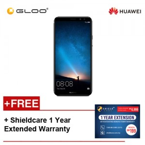 Huawei Nova 2i Black (64GB+4GB) RNE-L22 + FREE Shieldcare 1 Year Extended Warranty