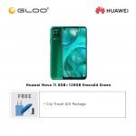 Huawei Nova 7i 8GB+128GB Emerald Green [FREE Premium Gift Box (Speaker/Headset/Selfie Stick/iRing)]
