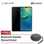 Huawei Mate 20 6GB+128GB Black Free Bluetooth Speaker (Sound Stone)