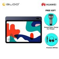 Huawei MatePad 4GB+64GB Midnight Grey [FREE Premium Gift Box (Headset/Selfie Stick/iRing) + Huawei SuperCharge Car Charger]