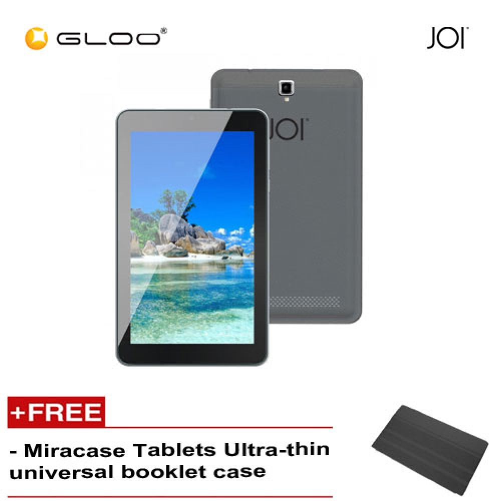 JOI 7 Lite Wifi-Dark Grey (Free Miracase- random color)