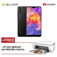 HUAWEI P20 PRO [6GB RAM+128GB ROM] - ORIGINAL MALAYSIA SET -BLACK + HP 2622 DESKJET AIO PRINTER (Y5H67A)
