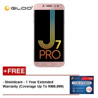 Samsung Galaxy J7 Pro Pink SGH-J730 Pink [FREE Shield Care - 1 Year Extended Warranty (Coverage up to RM6,999)]