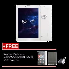 JOI 7 Lite - 3G Pearl White PN:AK-M728  {Free Screen Protector + Miracase- Black + OTG Adapter}