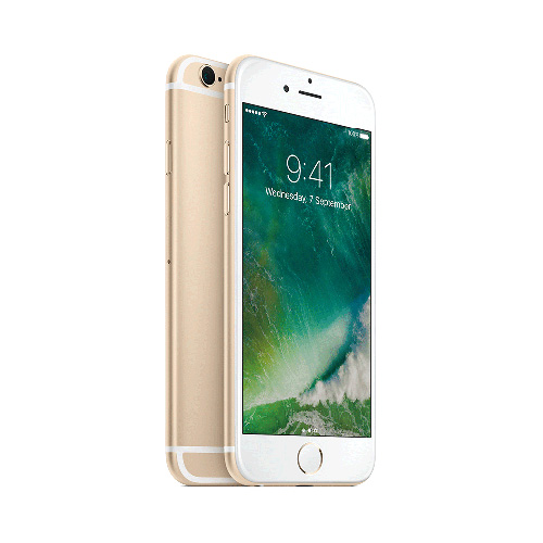 Apple iPhone 6s 32GB MN112MY/A - Gold [FREE] Shieldcare 1 Year Extended Warranty